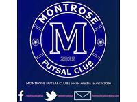 Montrose Futsal Club | NEW PLAYERS WANTED