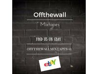 offthewallmixtapes - mixtape cds