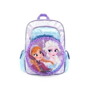Heys Disney Girls Deluxe School Backpack - Frozen 16 Inch
