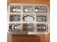 Lakeland Train cake mould tin