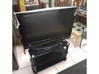 Sanyo flatscreen tv (37 inch hd )