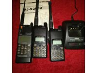 ALLINCO RADIOS AND SCANNER