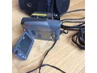 Canon. Mini Dv Camera. Perfect condition with case and cables etc