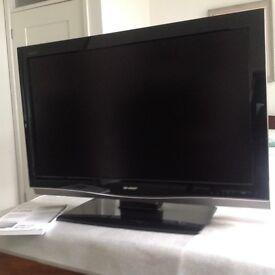 SHARP AQUOS Full HD 1080P 37ins LCD TV