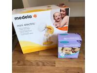 Medela single electric mini breast pump