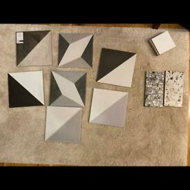 FREE Various tile samples