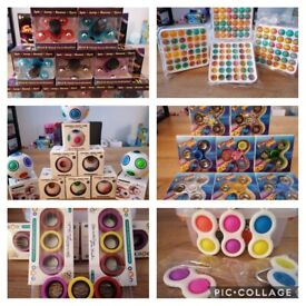 Fidgets for sale!