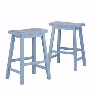 "Elise 24"" Bar Stool by August Grove Set of 2-  Brand New"