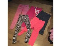 girls clothes age 12/13/small adult job lot bundle of 11 items