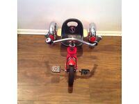Schwann roadster 12 inch trike