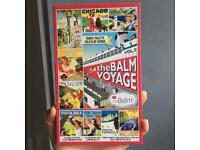 The Balm Voyage Volume 2 Travel Face and Eye Palette