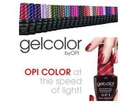 OPI GEL COLOR TOP AND BASE 100% genuine