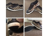 👟👞 MENS GUCCI TRAINERS 👞👟