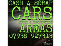 Scrap cars brought fast friendly service also 24hr car recovery & transport