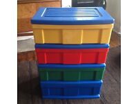 Drawers for kids room, ideal for toy storage