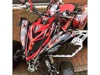 Yamaha Raptor 700r 2016