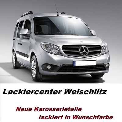 Mercedes Citan STOßSTANGE HINTEN LACKIERT + WUNSCHFARBE NEU 2013->>