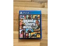 Grand Theft Auto 5 (PS4
