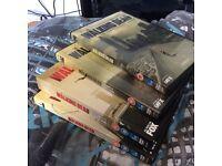 Walking Dead DVD sets