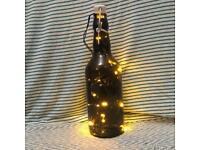 Kilner fairy light jar