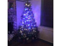 Beautiful 6ft Christmas tree