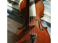 John Rae violin