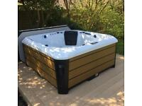 5 or 6 seater hot tub with free delivery