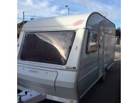 4 berth abbey piper 950 kg fully loaded