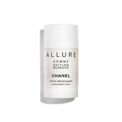 Edition Deodorant Stick (CHANEL HOMME EDITION BLANCHE STICK DEODORANT 75ML - DEODORANTE UOMO)