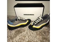 Men's rare dsquared2 trainers . Size 7 (fits uk 8) used but in very good condition