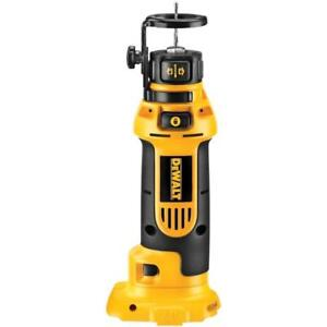 NEW DEWALT DC550B Bare-Tool 18-Volt Cordless Cut-Out Tool, Tool Only, No Battery
