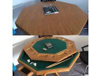 Dinning/ poker table