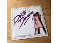 Dirty Dancing Movie Soundtrack Vinyl Record NEW & SEALED - £17 ONO