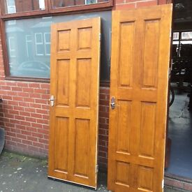 6 mixed excellent quality doors