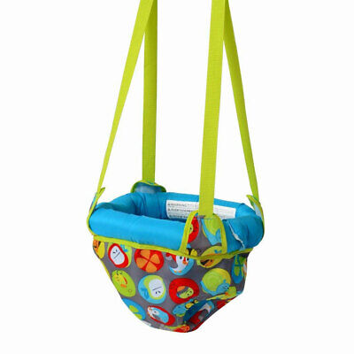 Evenflo Johnny Jump Up Doorway Door Jumper Exerciser Activity Center, Bumbly