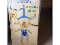 Lindam Bounce about plus door bouncer