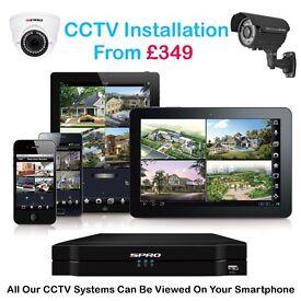 CCTV Security System Installer