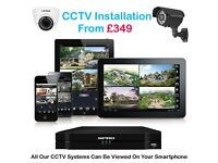 CCTV Security System Installer