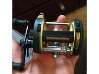 Ambassadors fishing reel