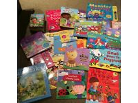 Bulk of books/ activity books - suitable for age 2-6