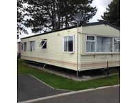 PRICE REDUCED!! 6 berth holiday home in Par, Cornwall.. Fully equipped. 12 month usage on site.