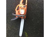 Husqvarna 235 chainsaw
