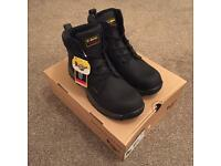 Brand new Doc Martens safety shoes/ steel toes. Size 10