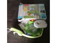 Fisher Price mobile and light show with original box
