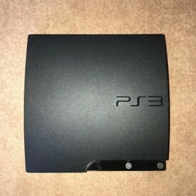 PlayStation 3 in good condition with all the needed cables along with a ps3 controller!
