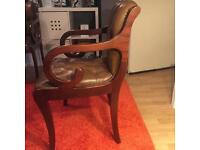 Chesterfield Chairs - set of X4