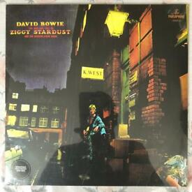 mint rare David Bowie The rise and fall of Ziggy Stardust and the spiders from Mars