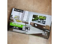 """TV wall bracket with adjustable view for 40""""-80"""" screens. Brand new in box BARGAIN."""