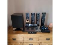 Sony Blue Ray Wireless linked Home Theatre system.