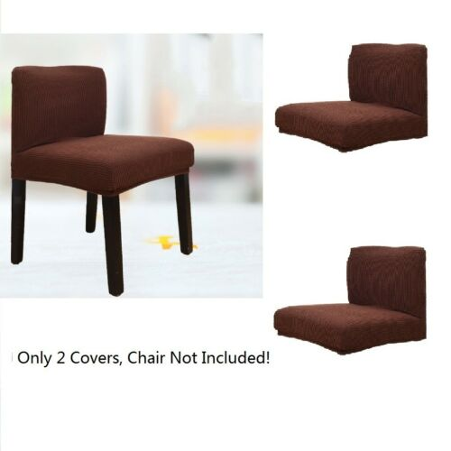 2/4pcs Chair Covers Removable Stretch Slipcovers for Dining